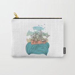 Mother Nature Carry-All Pouch