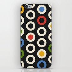 Circle Pattern iPhone & iPod Skin