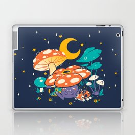 Goodnight Plume Laptop & iPad Skin