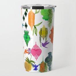 Lanterns Travel Mug