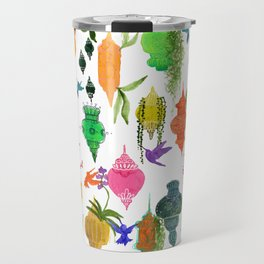 Lanterns Travel Mug