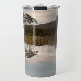 Suilven and Canisp Sunrise Travel Mug