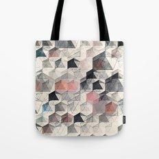 as the curtain falls (variant) Tote Bag