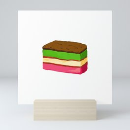 Rainbow Cookie Mini Art Print