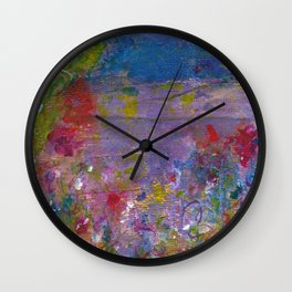 Abstracted Inuition Wall Clock