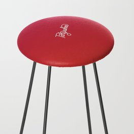 Partysahne    [gradient] Counter Stool