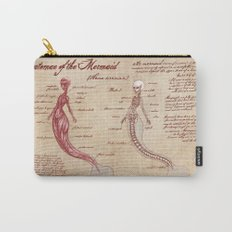 Anatomy of the Mermaid Carry-All Pouch