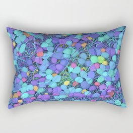 Sea of Cells Rectangular Pillow