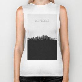 City Skylines: Los Angeles (Alternative) Biker Tank