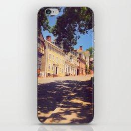 Hillside Homes iPhone Skin