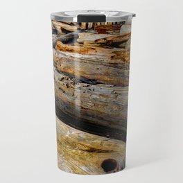 Driven Driftwood Travel Mug