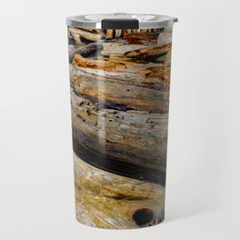 Driven Driftwood Travel Mug