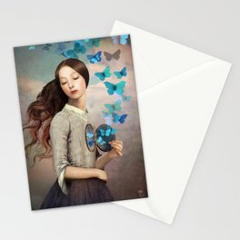 Set Your Heart Free Stationery Cards