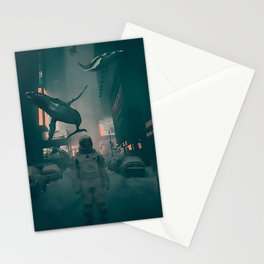 Inhabitants Stationery Cards