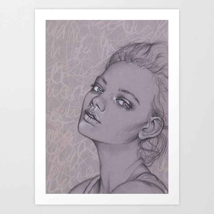 Sloan Art Print