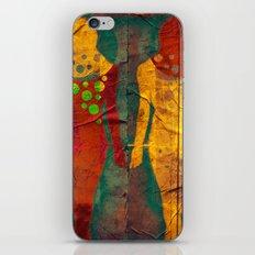 Body Language 55 iPhone & iPod Skin