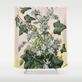 Flower composition Shower Curtain