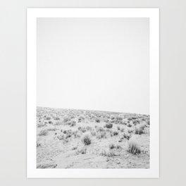 DESERT IX / Page, Arizona Art Print