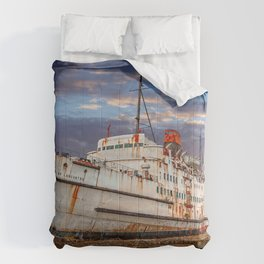 Duke of Lancaster Sunset Comforters