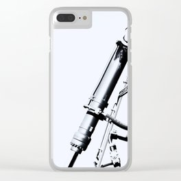 Arm of Bleach Industrial Digger Clear iPhone Case