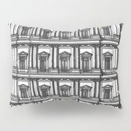Windows and Columns Pillow Sham