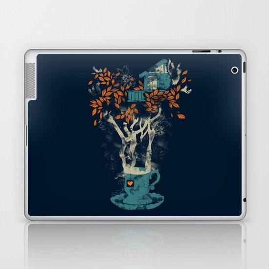 Tea House Laptop & iPad Skin