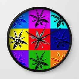 pop star Wall Clock