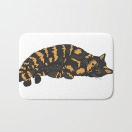 Tortoise Shell Cat Bath Mat