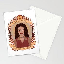 Zoë Washburne Stationery Cards