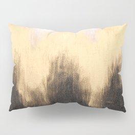 Metallic Abstract Pillow Sham