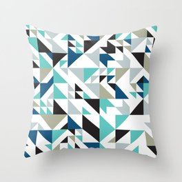 Roadhouse Blues No. 2 Throw Pillow