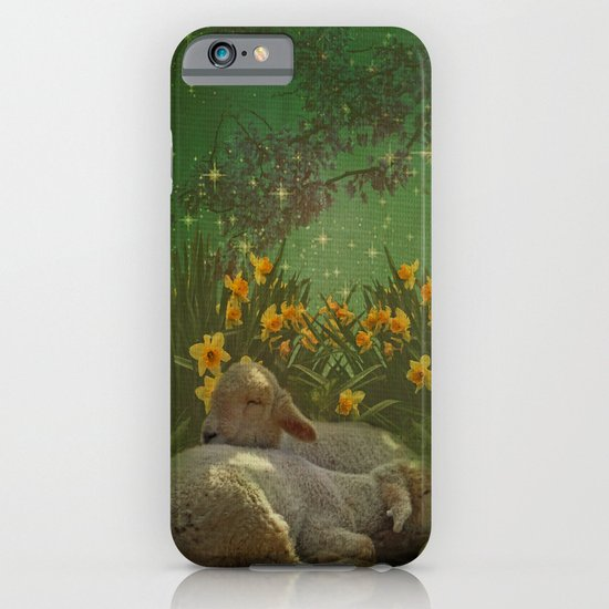 Dreaming of Spring iPhone & iPod Case