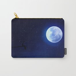 Jimin Serendipity Talking to the Moon Carry-All Pouch