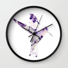 Bird 2a Wall Clock