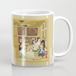 The Maids of Honour by Velázquez (Las Meninas)  Coffee Mug