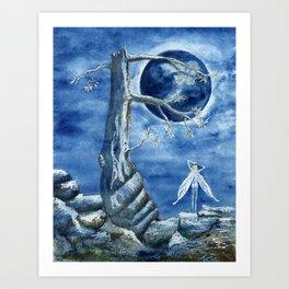 The Fairy Jaid Art Print
