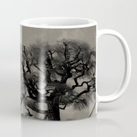 japanese Mugs featuring japanese by noirblanc777