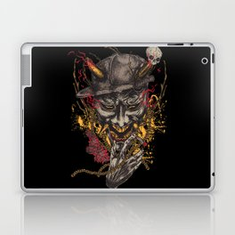 Skull III Laptop & iPad Skin