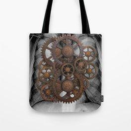 Cog X-Ray Tote Bag