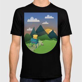 Over The Hills T-shirt
