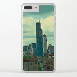 Yield Clear iPhone Case