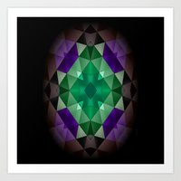 celtic Art Prints featuring Celtic Planet.... by Cherie DeBevoise