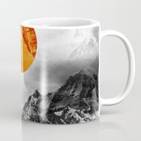 xbox Mugs featuring Why down the circle by Stoian Hitrov - Sto