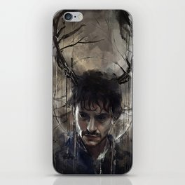 Wendigo Will iPhone Skin