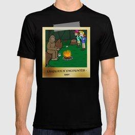 Sasquatch Encounter T-shirt