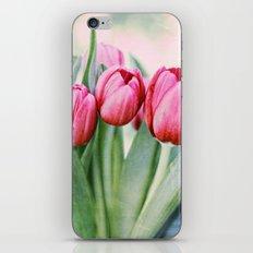 Twilight Tulips iPhone & iPod Skin