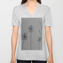 Dandelion I Unisex V-Neck