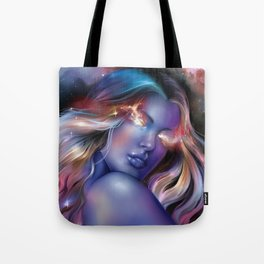 Maiden Milky Way Tote Bag