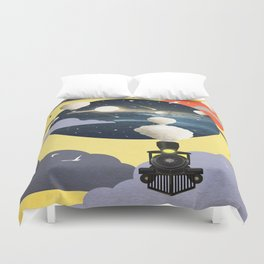 Journey ver.2 Duvet Cover
