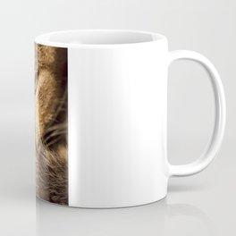 Sly cat Coffee Mug